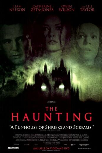 13. THE HAUNTING (1999)