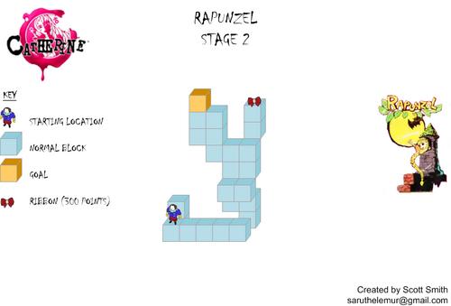Map 2 Rapunzel