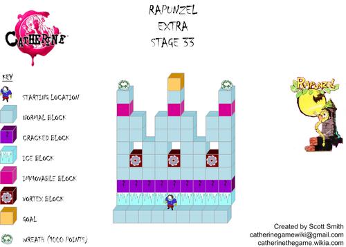 Map E33 Rapunzel