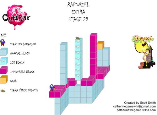 Map E29 Rapunzel