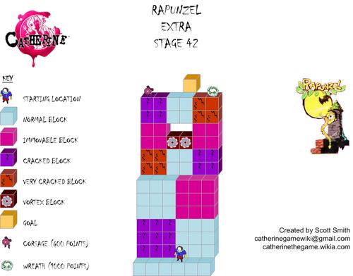 Map E42 Rapunzel