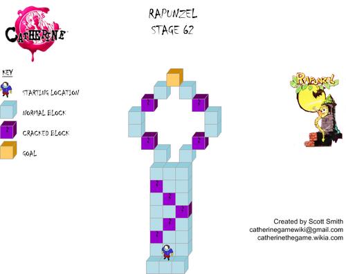 Map 62 Rapunzel