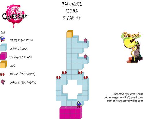 Map E34 Rapunzel