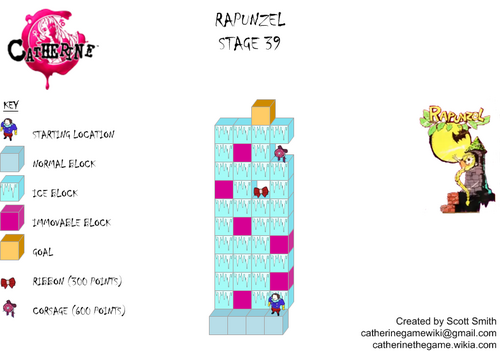 Map 39 Rapunzel