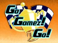 Go Gomez! Go! Title Card