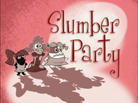 Slumber Party Title Card