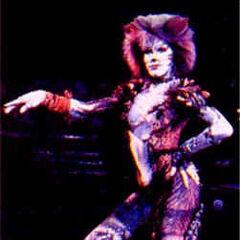 Marlene Danielle as Bombalurina on Broadway