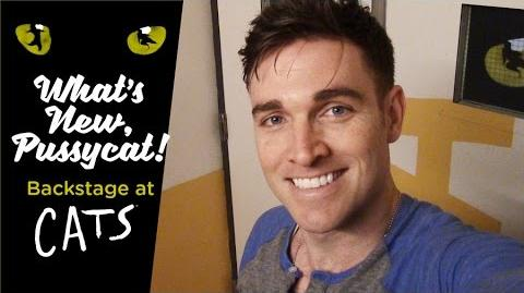 Episode 1 - What's New, Pussycat? Backstage at CATS with Tyler Hanes