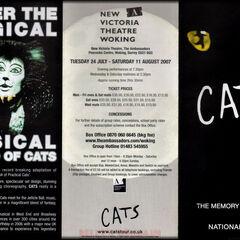 UK Tour flyer 2007