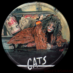 Ruth Jacott as Grizabella