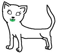 Medicine Cat, Female, Short