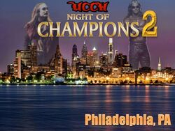 UCCW Night of Champions 2