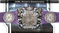 XGWL Women's Tag title