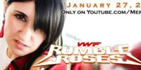 VWF Rumble Roses 2013