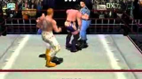 CAW Champion of Champions Butch Polebag (c) vs Steven Richards vs Big Boss Man vs Jack Hannock