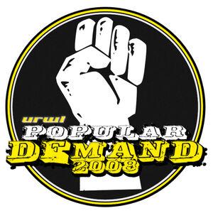 PopularDemand2008