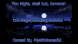 LOH Nightmare Night