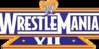 New-WWE WrestleMania VII
