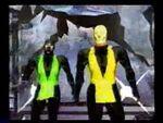 3. Mortal Kombatants