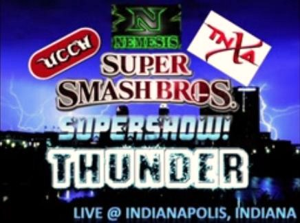 File:UCCW & TNXA Super Smash Bros. Supershow! Thunder Logo.jpg