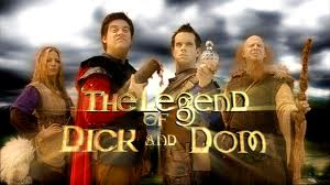The Legend of Dick and Dom Logo