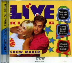 Live and Kicking-Show Maker
