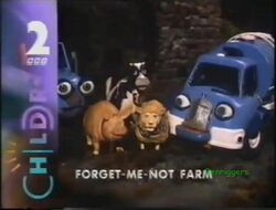 CBBC BBC Forget me not farm