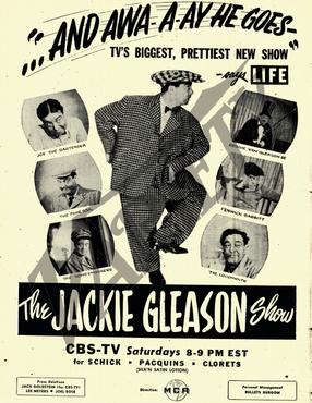 Jackie gleason show