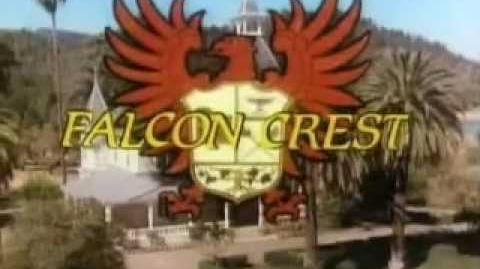 Falcon Crest Opening Credits