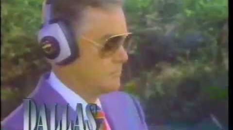 Beauty And The Beast Dallas & Falcon Crest 1989 Promo