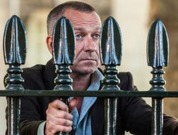 016 Step Nine episode still of Gareth Lestrade