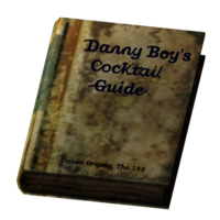 Danny Boy's Cocktail Guide