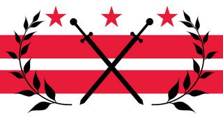 Republic of Columbia flag