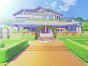 Tomoyo's house