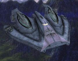 Asari-shuttle