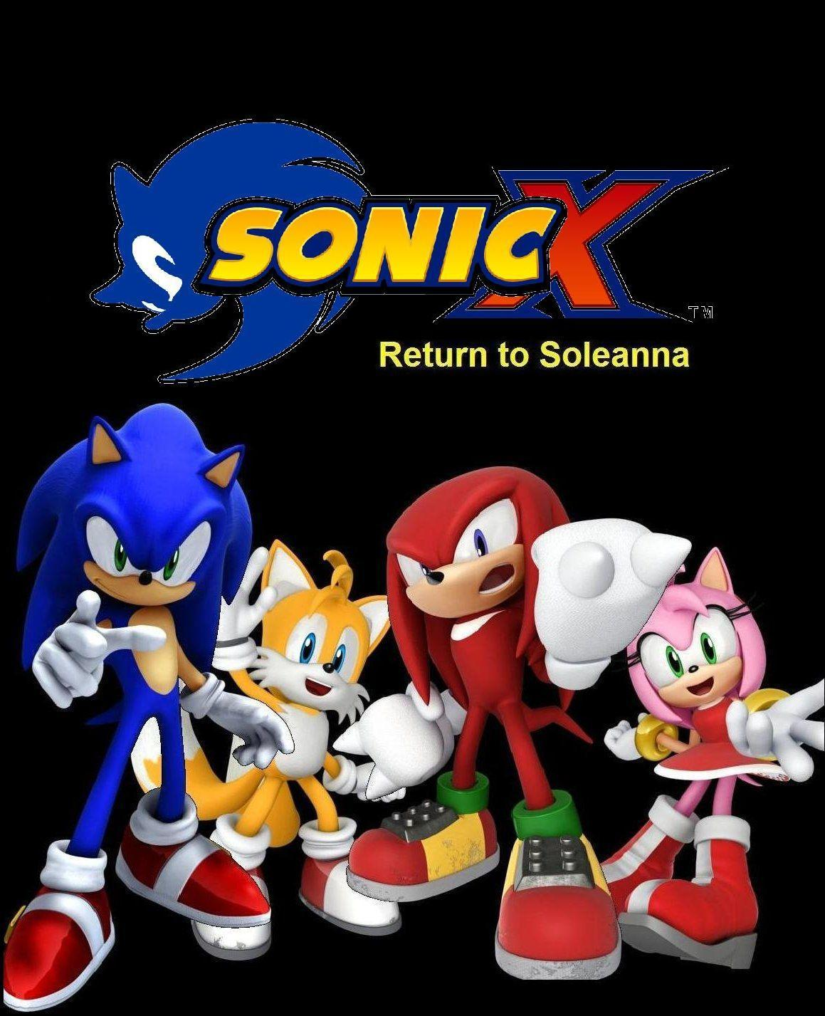 wiki newssonic x return to soleanna dvd release