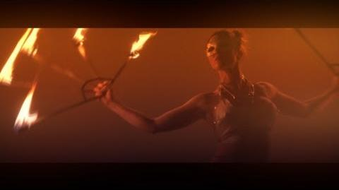 Rachel Jessee - Fire Dancer