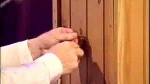 Paul Daniels - PT Selbit sawing