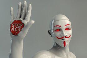Robotprotest
