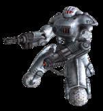 MARS-sentry bot