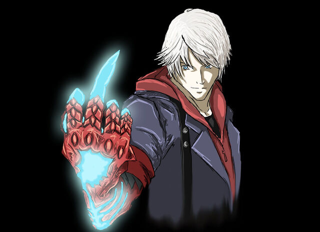 File:Nero Devil May Cry 4 by Reanel.jpg