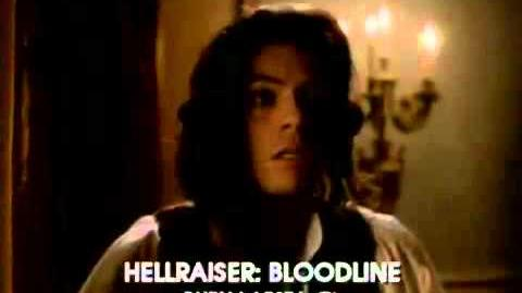Hellraiser IV Bloodline (1996) - Trailer