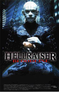 Hellraiser bloodlines cover