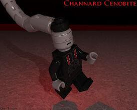 Lego Hellraiser - Channard Cenobite