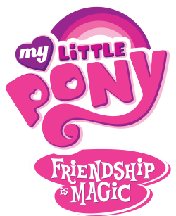 250px-My Little Pony Friendship is Magic logo svg