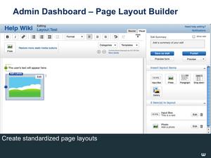 Admin dashboard webinar Slide13