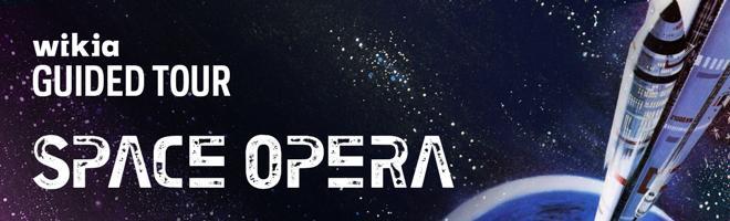 HeaderSpaceOpera
