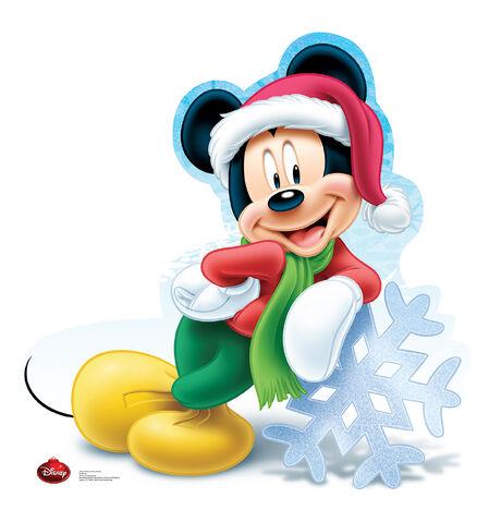 File:Xmas Mickey.jpg
