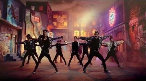 B.A.P - WARRIOR (Official Video Japanese Version)