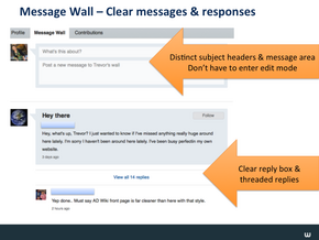 Message Wall & Wiki Nav Slide17